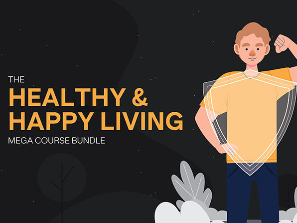 The Healthy Happy Living Course Bundle