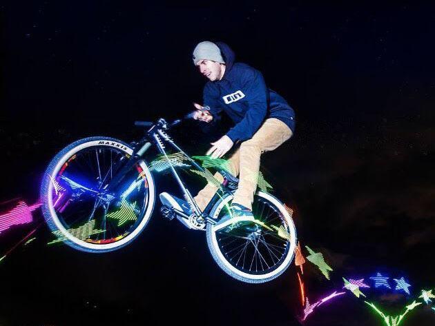 Monkey Light Bike Wheel Led Light System Stacksocial