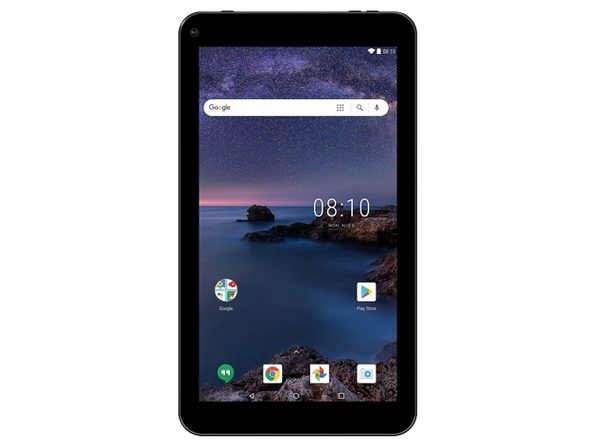 SmarTab 7 Android 7.1 Tablet with HD Display Quad-core Processor & 16GB - Black (Used, Open Retail Box)