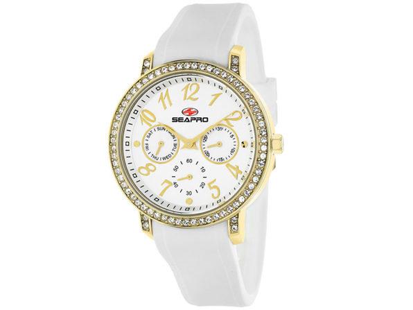 Seapro Women's Swell Silver Dial Watch - SP4411