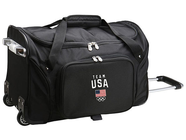 "22"" Team USA Wheeled Carry-On Duffel Bag"
