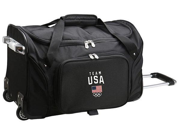 "22"" Team USA Wheeled Carry-On Duffel Bag"