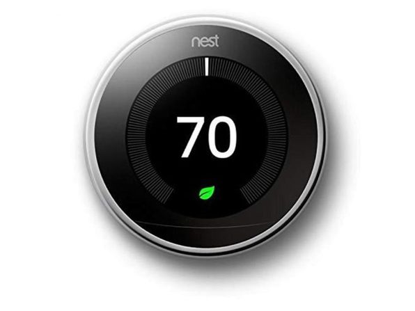 Google Nest Learning Thermostat 3rd Gen Smart Thermostat T3019US