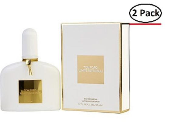 WHITE PATCHOULI by Tom Ford EAU DE PARFUM SPRAY 1.7 OZ (Package Of 2) - Product Image