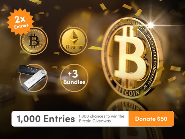 Donate $50 for 1000 Entries - Product Image