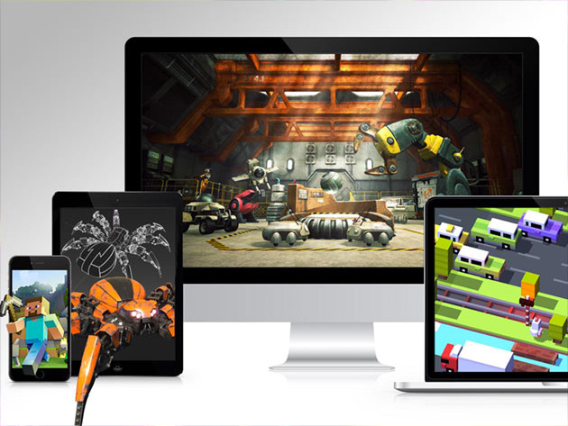 Learn How to Build Your Very Own Video Game with Lifetime Access to the School of Game Design_2