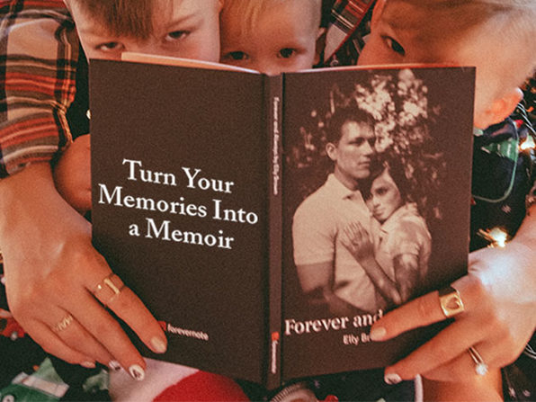 Forevernote: Your Story in a Keepsake