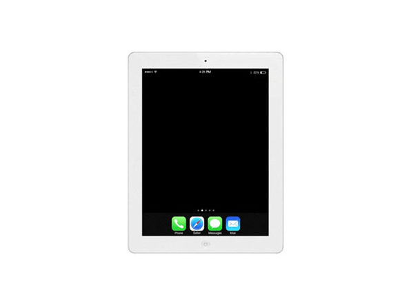 Refurbished iPad 4 32 GB White - Good Condition - Product Image