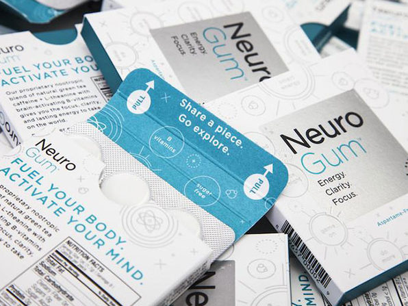 NeuroGum Nootropic Energy Gum