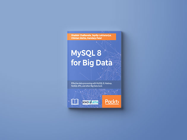 Pay What You Want: The Big Data EBook Bundle For $1 July 2019
