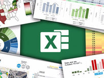 Microsoft Excel: Advanced Excel Formulas & Functions - Product Image