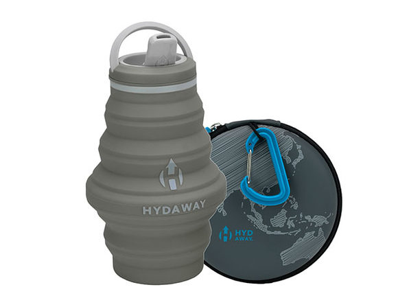Hydaway 17oz Hydration Travel Pack