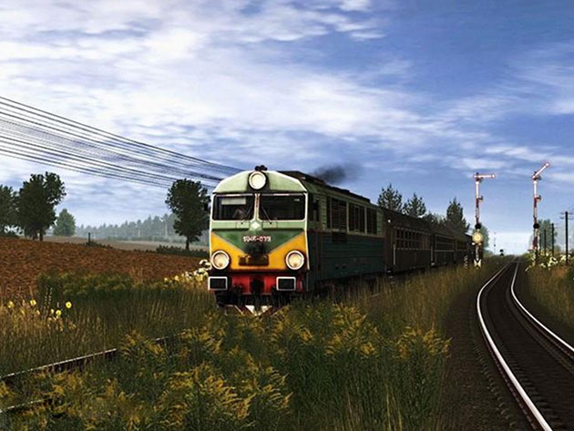 Build Virtual Routes and Railways with Trainz: A New Era Platinum Edition