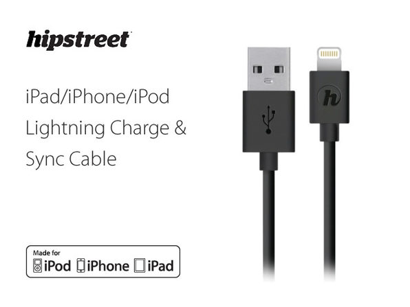 MiFi Certified Lightning Cable (Canada) - Product Image