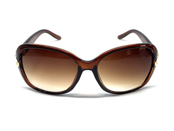 The Gracie Sunglasses in Brown