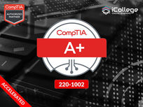 CompTIA Accelerated A+ Core (220-1002) - Product Image