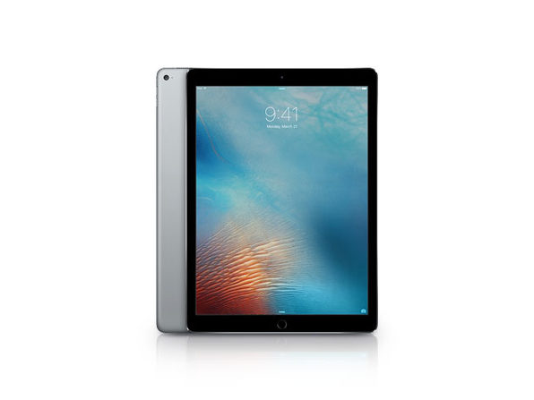 "Apple iPad Pro 12.9"" 32GB WiFi Space Gray (Refurbished)"