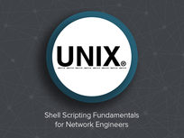 Shell Scripting Fundamentals for Network Engineers - Product Image