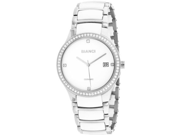 Roberto Bianci Women's Balbinus White Dial Watch - RB2942