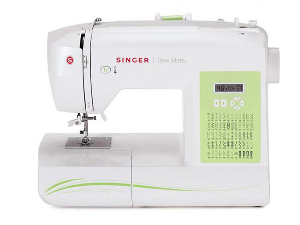 SINGER® Sew Mate™ 5400 Sewing Machine (Refurbished)