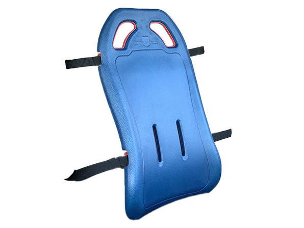 BackShield® Ergonomic Back Support (Blue)