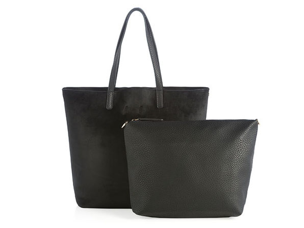 Alison Tote Bag (Black)