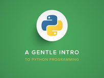 A Gentle Introduction to Python Programming - Product Image