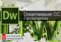 Adobe Dreamweaver CC Fundamentals - Product Image