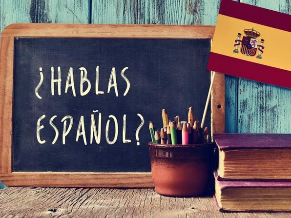 Spanish 1-4: Beginner, Elementary, Intermediate and Advanced