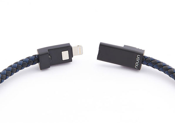 NILS 2.0 Solo: Fast Wearable Lightning Cable (Nebula Cable/ L)