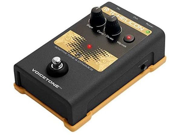 TC Electronic Studio Voice Tone T1 Reacts Vocal Effects Processor VOICETONET1 (Like New, Damaged Retail Box)