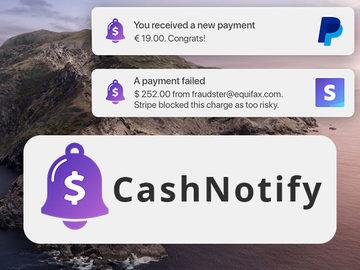 CashNotify Pro width=500