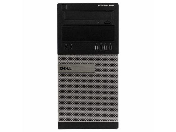 Dell Optiplex 9020 Tower PC, 3.2GHz Intel i5 Quad Core Gen 4, 8GB RAM, 250GB SATA HD, Windows 10 Professional 64 bit (Renewed)