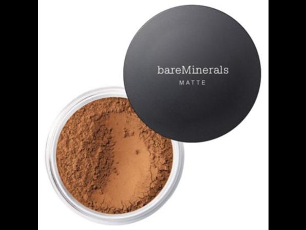 bareMinerals Loose Powder Matte Foundation SPF 15 - Golden Dark 25 (0.21oz)
