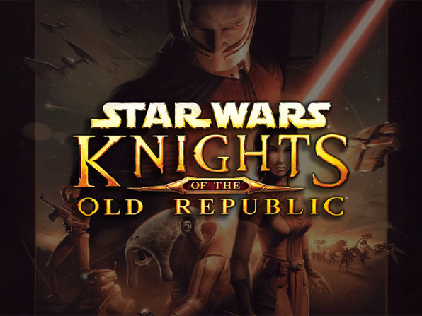 The Star Wars: Knights of the Old Republic Bundle
