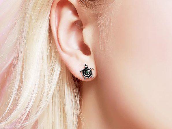 WonderSpark Seahorse Earrings