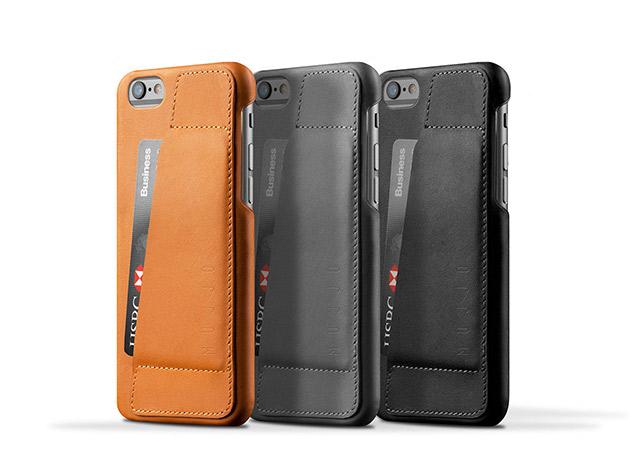 Mujjo iPhone 6/6s 80 Degree Wallet Case