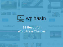 32 WordPress Themes from Wpbasin - Product Image