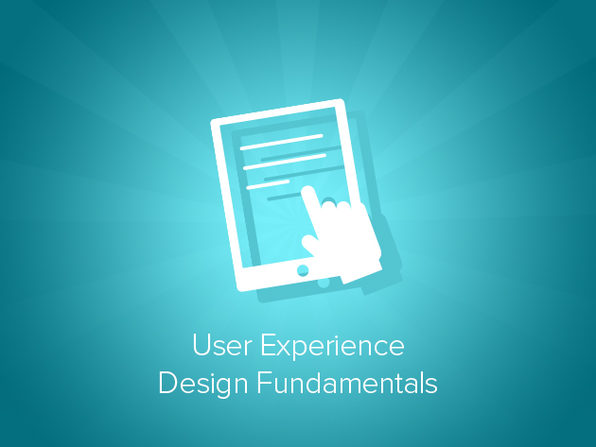User Experience Design Fundamentals - Product Image