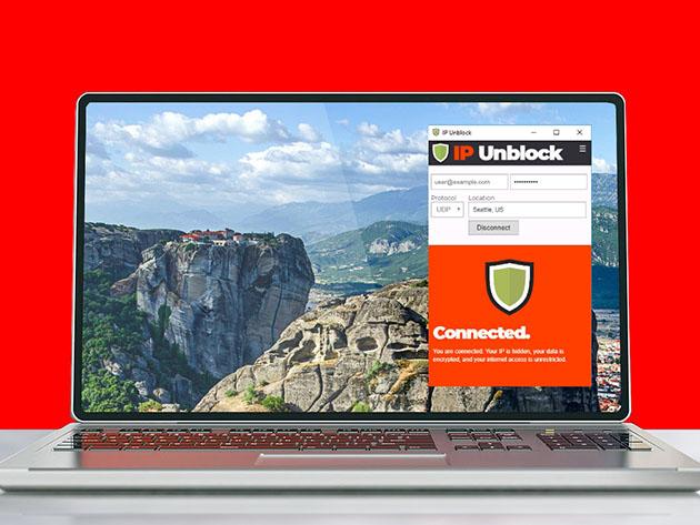 IP Unblock: Lifetime Subscription