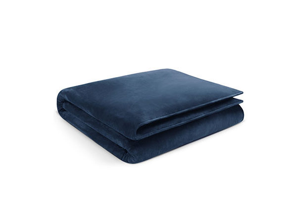 Home Collection Navy Weighted Blanket