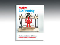 Make: 3D Printing, 1st Edition - Product Image