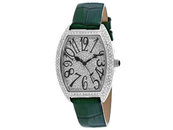 Christian Van Sant Women's Elegant White Dial Watch - CV4821G
