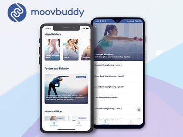 MoovBuddy Exercise App width=500