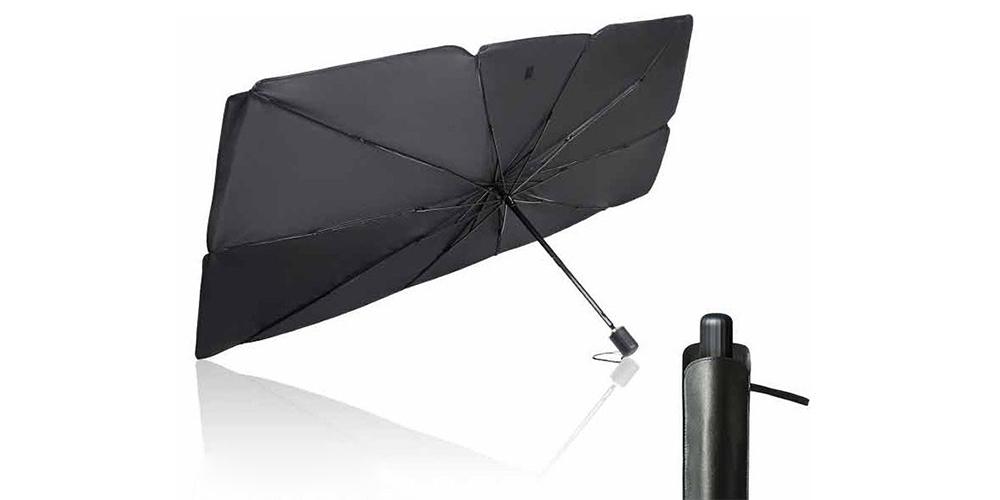 Car Windshield Sun Shade Umbrella,