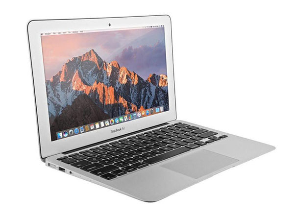 "Apple MacBook Air 11"" Core i5, 1.6GHz 8GB RAM 128GB - Silver (Refurbished)"