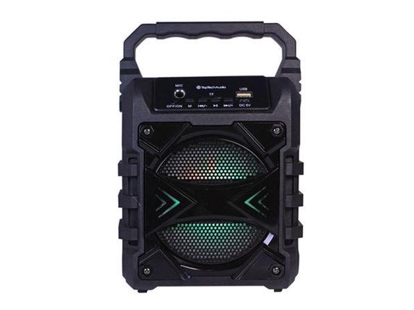 JET 4 Portable Bluetooth Speaker Black - Product Image