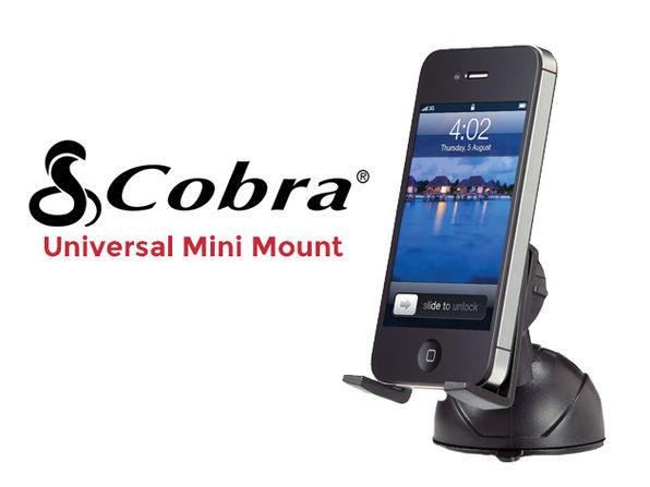 Cobra Mini Universal Phone Mount - Product Image