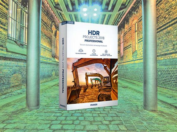 HDR Projects 2018 Pro for Windows