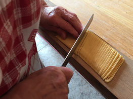 Nonna Live: Cooking Pasta with Nonna & Family (1 Class/$60 GC)